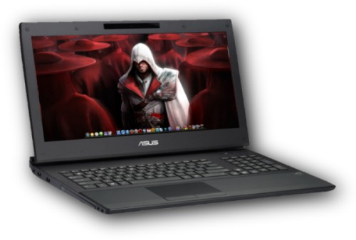 Asus ROG G74SX - 17.3 inch Gaming Notebook 500x338